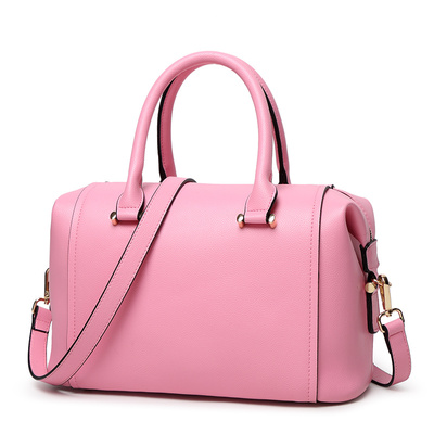 新款女包欧美时尚波士顿单肩斜挎枕头包手提女士包包