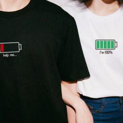 """彼迪斯 2016韩版时尚情侣装夏装<span class=""""gcolor"""">短袖t恤</span>123"""