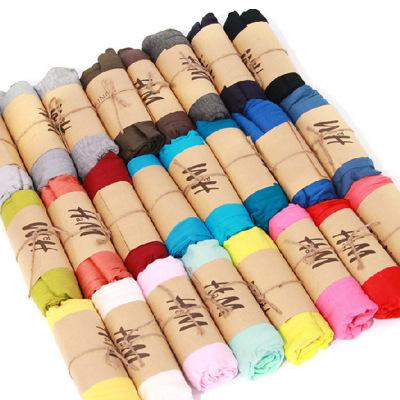 念念 春装莫代尔女士打底裤大码韩版糖果色显瘦九分裤针织裤100g A023