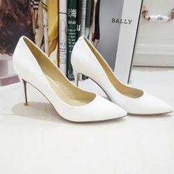 "MONROE 欧美时尚优雅<span class=""gcolor"">高跟</span>浅口单鞋"
