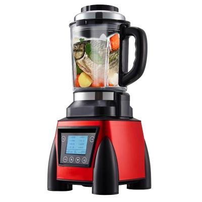 冠索 YD-106 真加热破壁料理机玻璃 家用全自动破壁机