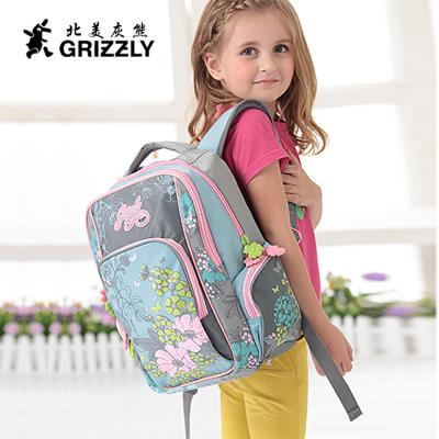 小学生儿童书包女生1-4年级 7-10岁女童背包双肩包超轻减负防水