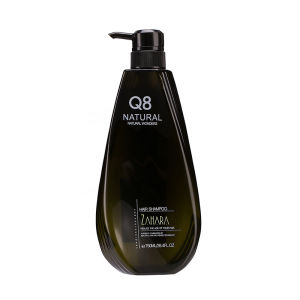 Q8玫瑰无硅油滋养洗发水750ml...