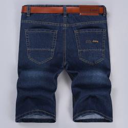 """胤酷牛 新款修身休闲<span class=""""gcolor"""">时尚牛仔短裤</span>LS-206"""