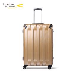 "Camel Active/骆驼动感拉杆箱万向轮2016新款PC<span class=""gcolor"">旅行</span>箱密码箱箱包"