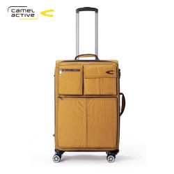 "Camel Active/骆驼动感2016新款拉杆箱万向轮<span class=""gcolor"">旅行</span>箱密码箱行李箱"
