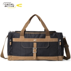 "Camel Active/骆驼动感行李袋2016新款<span class=""gcolor"">旅行包</span>男帆布包男包手提包"