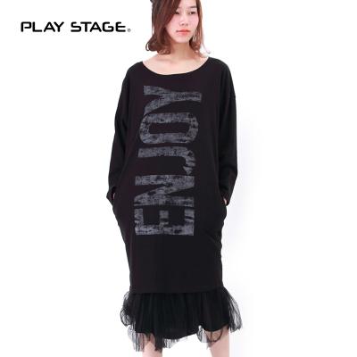 PLAY STAGE 2016短袖连衣裙 15311L404