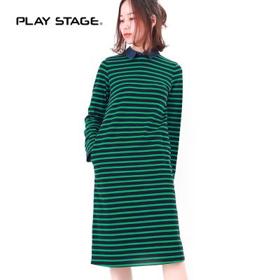 PLAY STAGE 2016长袖连衣裙 15311L610