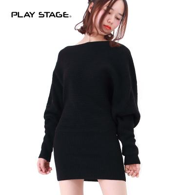 PLAY STAGE 2016毛织连衣裙 15321L707