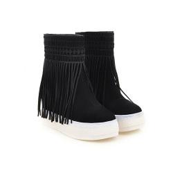 "潮流女鞋 2016年新款<span class=""gcolor"">靴子</span>-1"