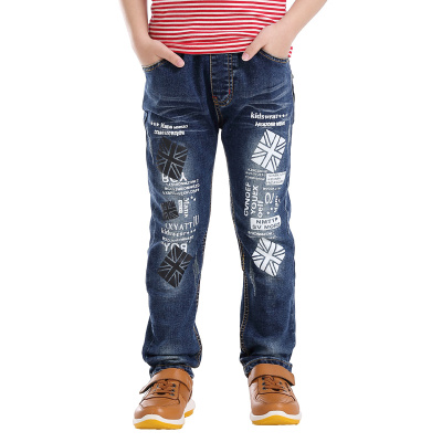 拉狄曼男童牛仔裤   099