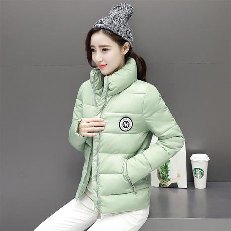 布桂坊2016冬季新款韩版棉衣女装短...