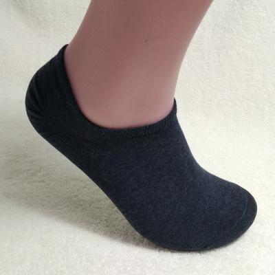 尚御棉 御锦 纯色简约新款男士船袜 吸湿排汗透气款 四季可穿棉袜成人袜 M2002