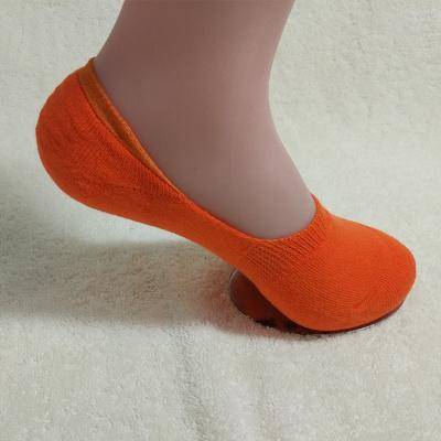 尚御棉御棉纯色简约女士毛巾袜轻薄透气隐形袜女士棉袜厂家批发W5002