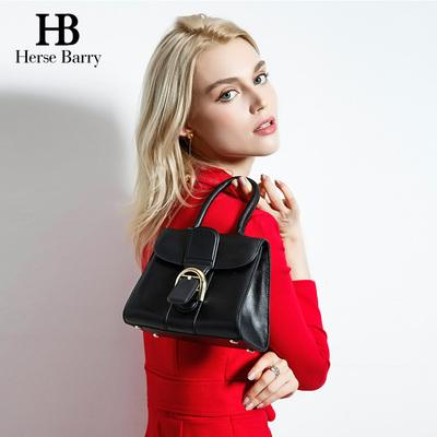 赫莎芭妮HERSE BARRY 新款时尚气质女包单肩包 HB1608