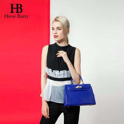 赫莎芭妮HERSE BARRY 新款时尚气质女单肩包 HB1615