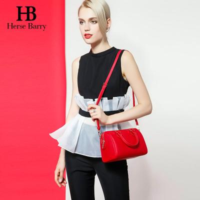 赫莎芭妮HERSE BARRY 新款时尚气质手提单肩包 HB1601