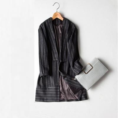 传天其 2016新款暗纹修身显瘦开衫外套 S1607-25