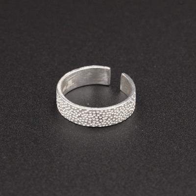 MOSSOVY 斑点窄戒(银色)055