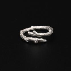 MOSSOVY 树枝戒指(银色) 064