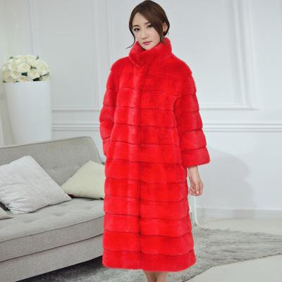 玛天妮 皮草上衣外套 166012