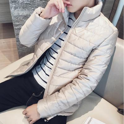 2016新款冬天外套男装棉衣韩版休闲立领棉衣男青年潮冬季棉服