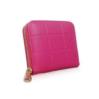 小钱包钱夹女2016新款韩版钱包女士短款迷你小钱包拉链零钱包卡夹