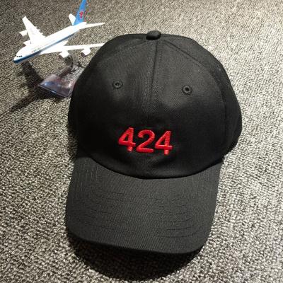 洲峰 424绣花棒球帽 ZF101