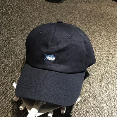 洲峰 小鱼绣花棒球帽 ZF103