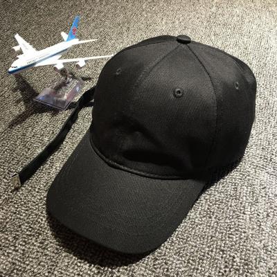 洲峰 GD同款长尾带棒球帽 ZF106