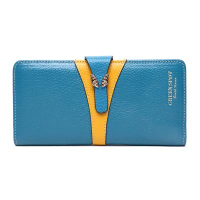 绿点 女式钱包 G1096