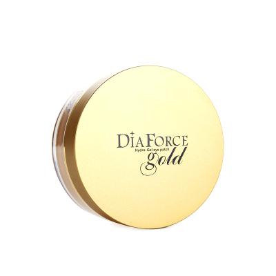 韩国正品Diaforce黄金钻石贵妇眼膜去细纹眼袋淡化黑眼圈补水眼贴