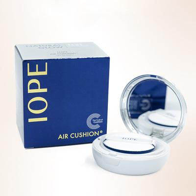 韩国IOPE水滢气垫粉凝霜#N21号含替换装15g 遮瑕隔离保湿裸妆必备