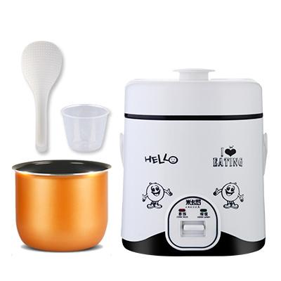米卡罗 MT-15迷你电饭煲1人-2人全自动 小电饭锅学生宿舍单人煮饭