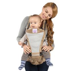 贝宜美网式双肩多功能抱婴腰凳    BMA-9022