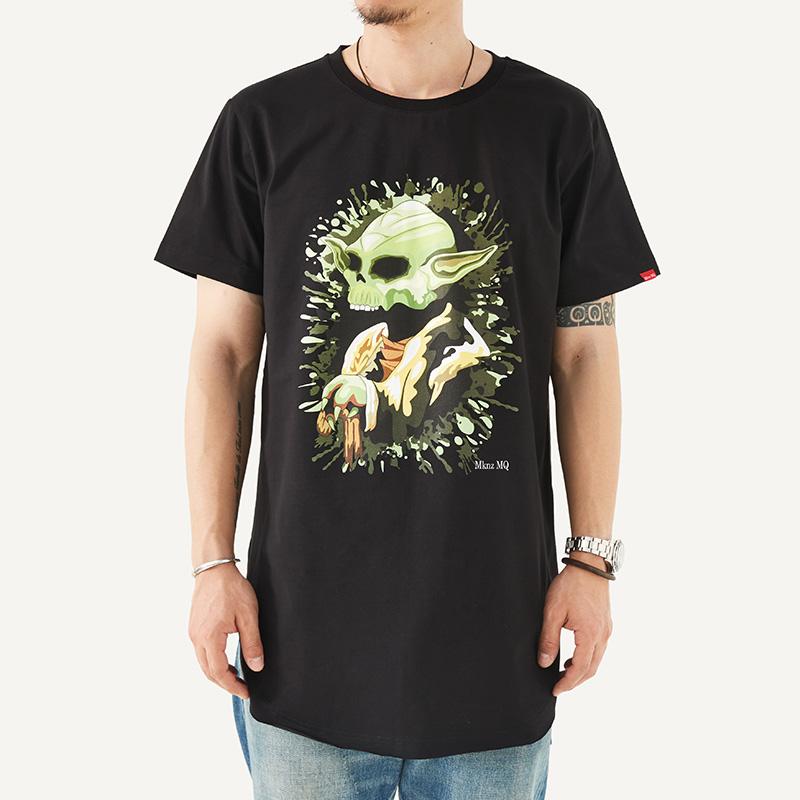 Mknz_MQ 时尚圆领T恤 MQ-09...