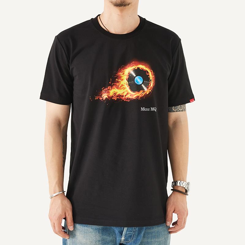Mknz_MQ 时尚圆领T恤 MQ-015...