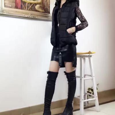 千衣韩服饰 纯色棉衣马甲