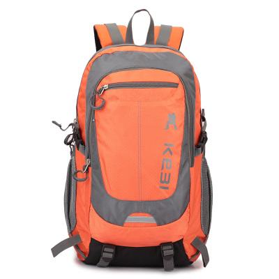 KEBI简洁流行大容量双肩包   140302