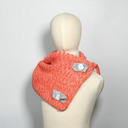 KBB 2017新款时尚保暖蝴蝶结亲子围脖套装 KBBYTLY070015001
