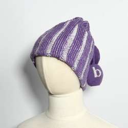KBB 2017新款小吊式围脖帽保暖双用亲子套装 KBBYTLY070019001