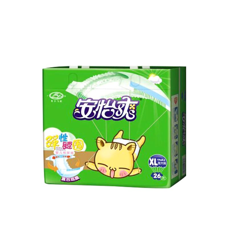 安怡爽 XL26大环腰纸尿裤 HES...