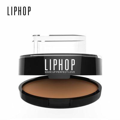 LIPHOP生动3D立体印章眉粉