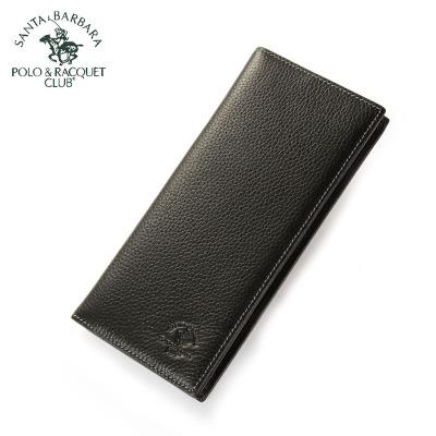 圣大保罗 男士长款钱包真皮正品D08532601-01
