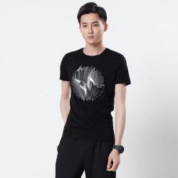 VITEX 欧式洗水棉圆领T恤 7AY062