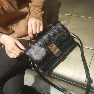 至缘皮具 韩版新款时尚女包 Q106