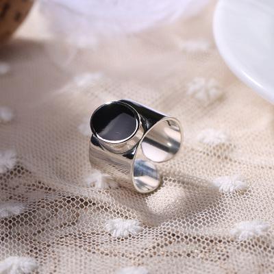 古溙梵 潮人个性时尚简约气质简约时尚戒指简约时尚戒指 GTFR767