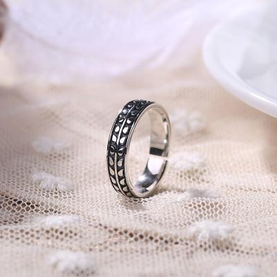古溙梵 潮人个性时尚简约气质简约时尚戒指简约时尚戒指 GTFR1205
