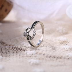 古溙梵潮人个性时尚简约气质简约时尚戒指 简约时尚戒指 GTFR1217